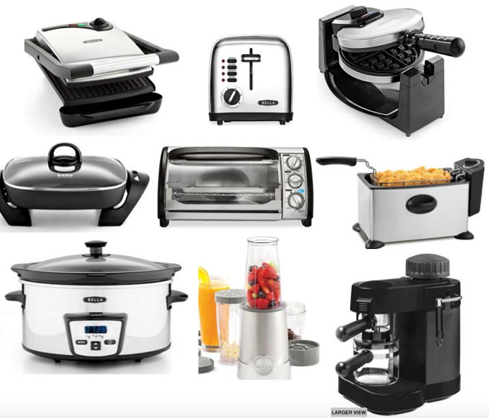 Small Kitchen Appliance